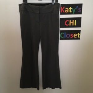 Express Editor Wide Waist Band Pants Size 10S